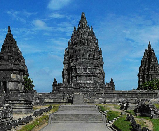 PRAMBANAN, The Center of Hindu Civilisation in 9th Century
